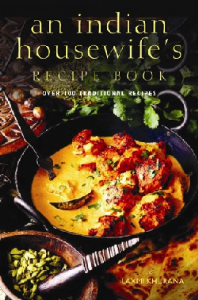 An Indian Housewifes Recipe Book | Buy Online at the Asian Cookshop
